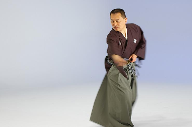 Niina Soke - Mugai Ryu